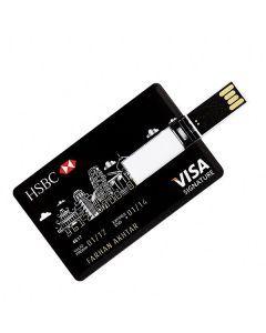 Card USB Thumb Drives