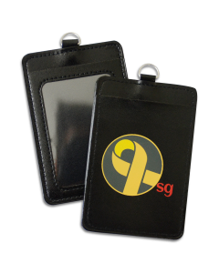 Deluxe Leather Card Holder
