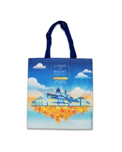 Custom Made Canvas Tote Bag