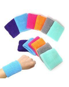 Cotton Sport Wristbands